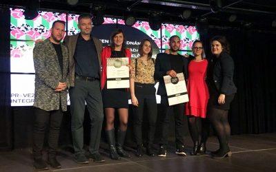 Ezüst és egy bronz a 2017-es Prizma Kreatív PR díjátadón!