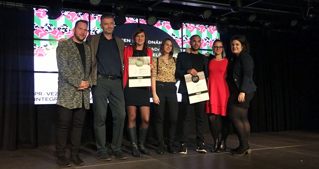deepinsight ügynökség kreatív prizma díj 2017