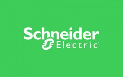Minket választott a Schneider Electric!